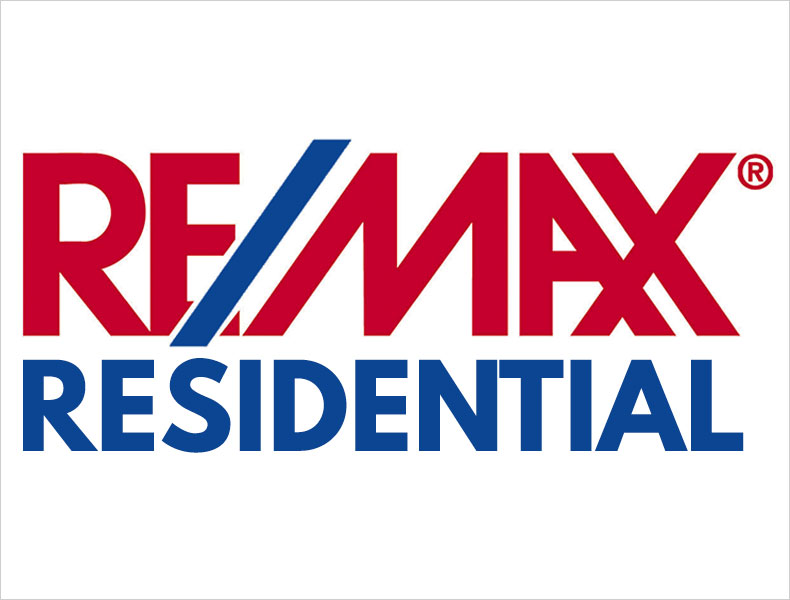 remax residential logo
